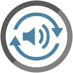 Livemix Personal Monitor System CONVERSION ICON