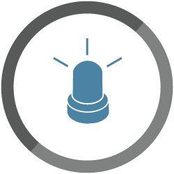 Livemix Personal Monitor System LED indicator