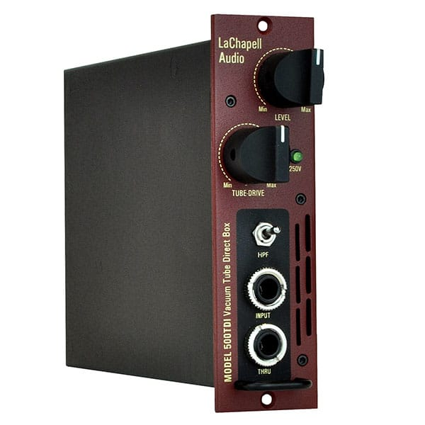LaChapell Audio 500TDI 500 Series tube DI