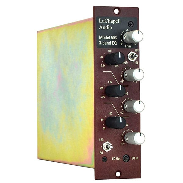LaChapell Audio 503 500 series EQ