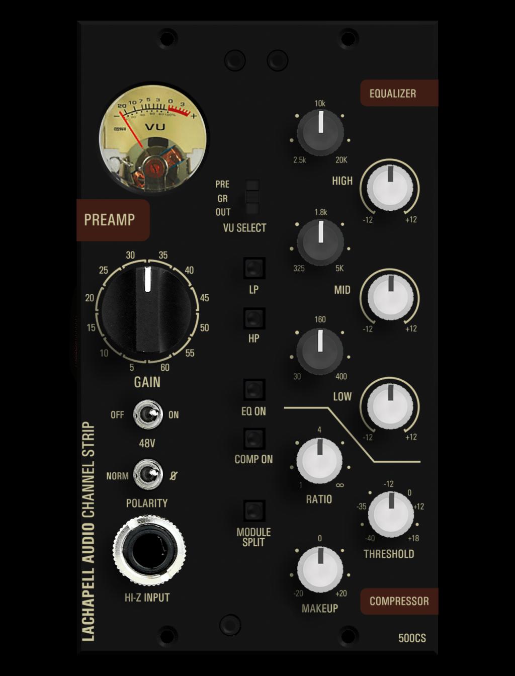 LaChapellAudio 500CS Mock