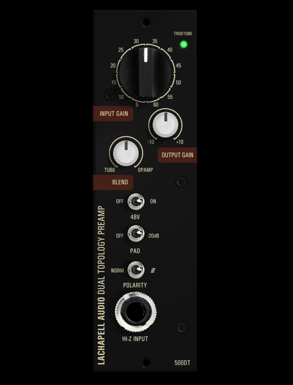 LaChapellAudio 500DT Mock