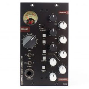 LaChapell Audio 500cs channel strip with preamp, eq and compressor for 500 series