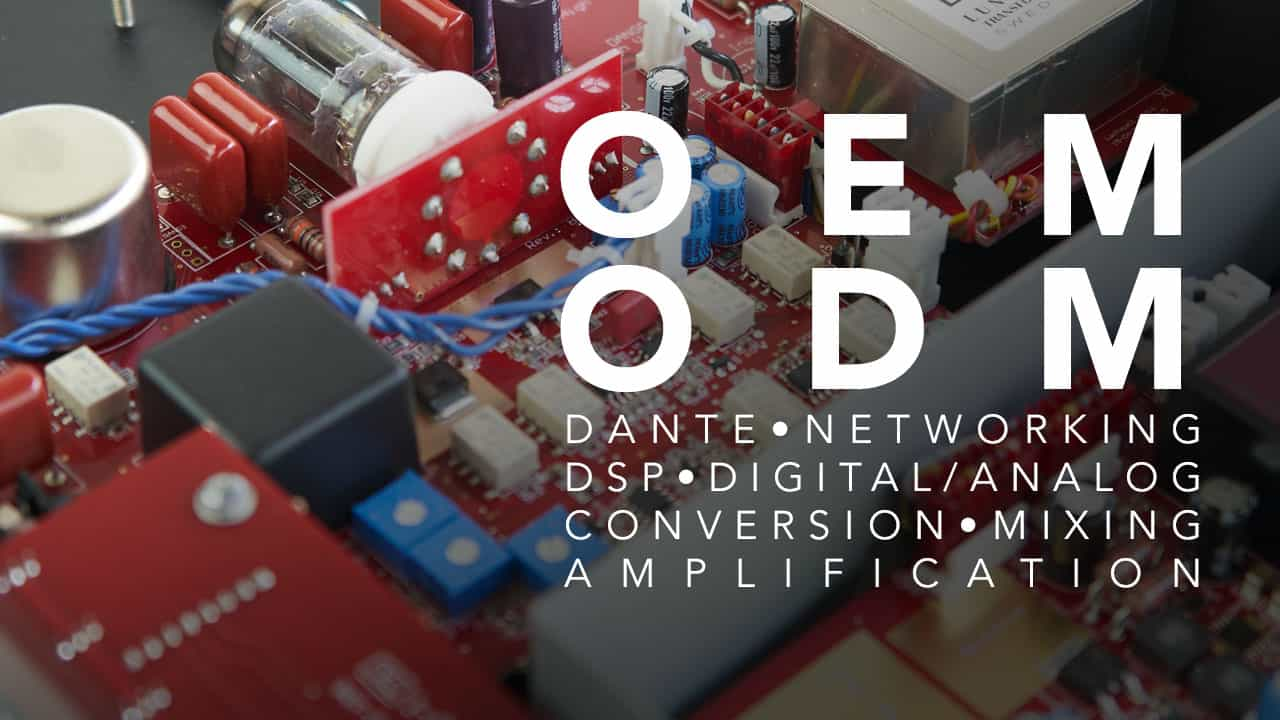 Digital Audio Labs - OEM and ODM partner Solutions