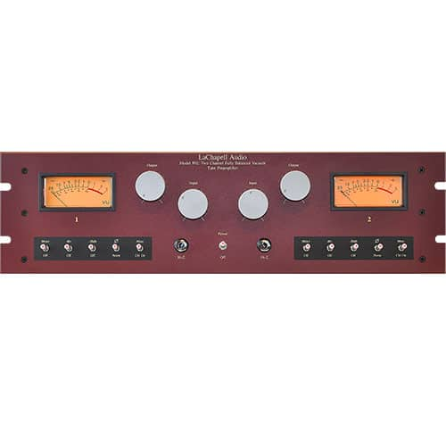992EG Flagship boutique mic preamp from LaChapell Audio
